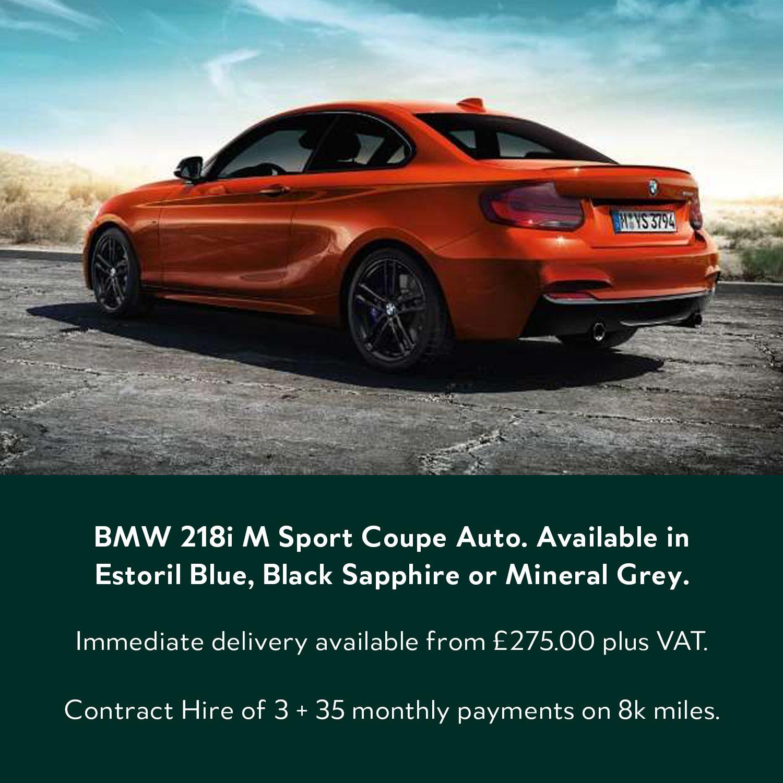 BMW-218i-M