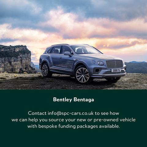 Bentley-Bentaga