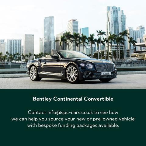 Bentley-Continental-Convertible
