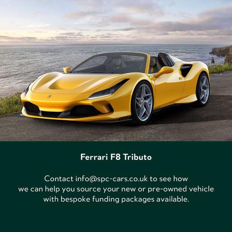 Ferrari-Tributo