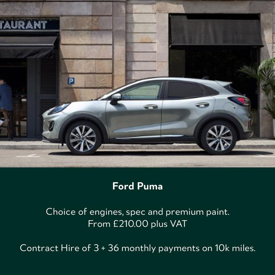 Ford-Puma