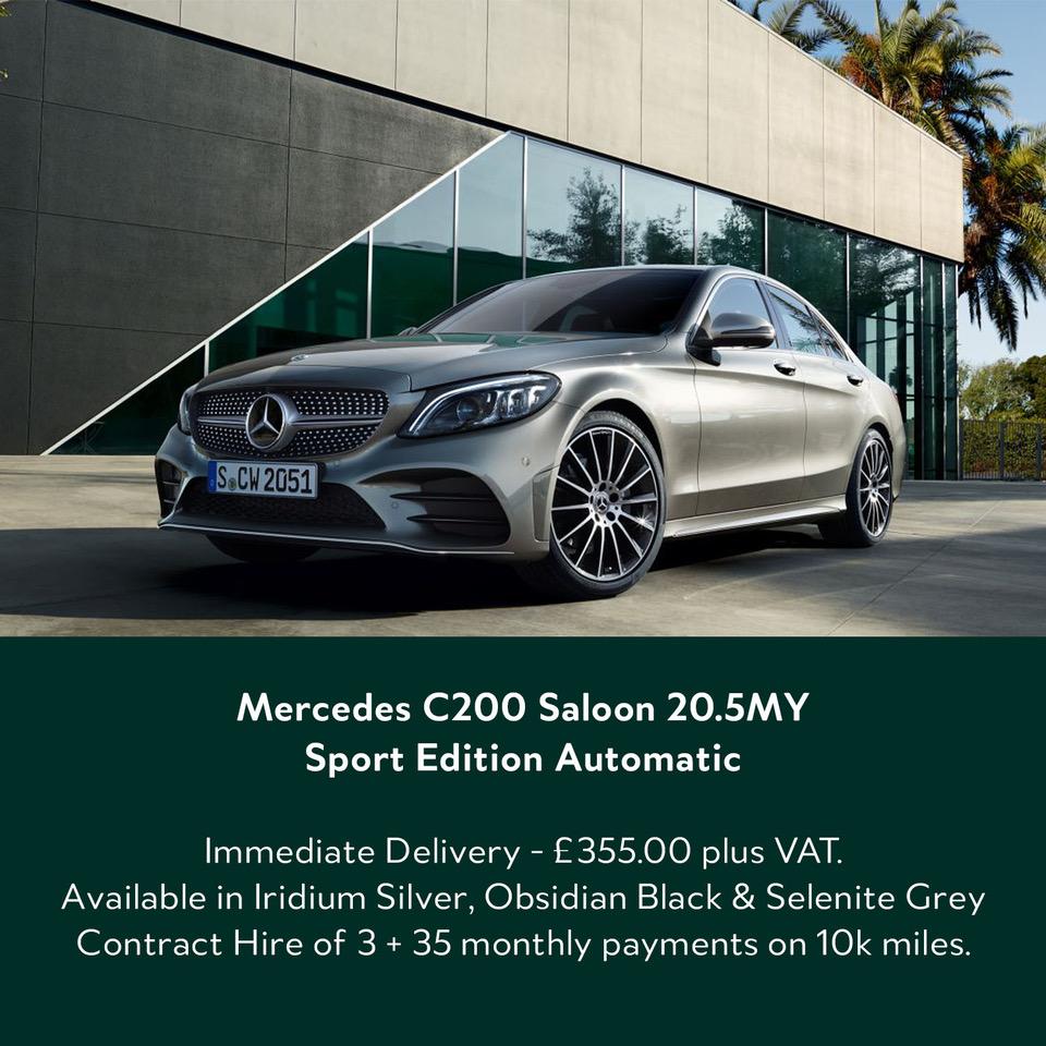 Mercedes-C-Class-200-Saloon