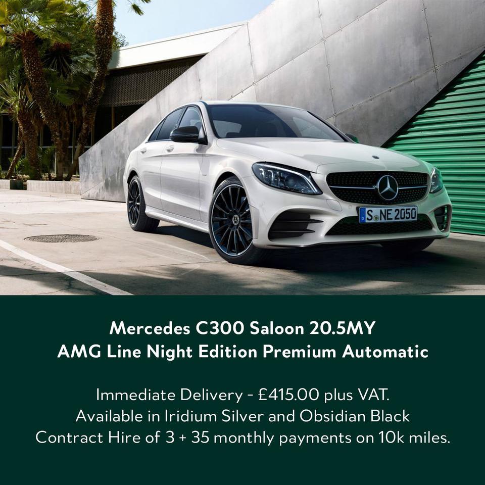 Mercedes-C-Class-Saloon