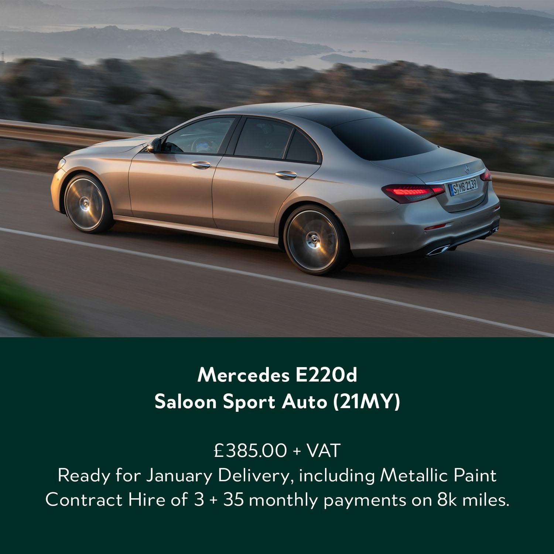 Mercedes-E220d